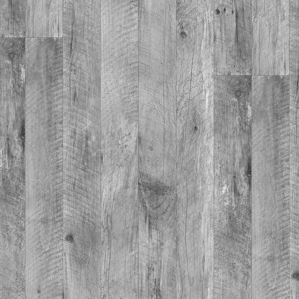 Barn Wood Gray Wallpaper - Papier Peint Bois de Grange Gris