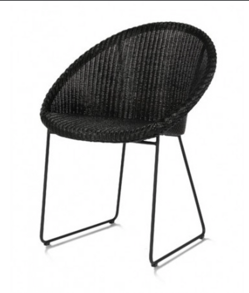 Joe  Rattan Chair by Vincent Sheppard