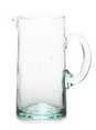 Moroccan Recycled Bottle Glass Carafe