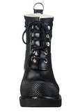 ILSE JACOBSEN Rub 76 Short Rubber High Heel  Rain Boot