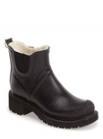 ILSE JACOBSEN Chelsea Short Rubber High Heel Boot