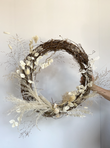 SCANDI WREATH  FLORAL ARRANGEMENT