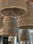 Seagrass Basket Lampshade