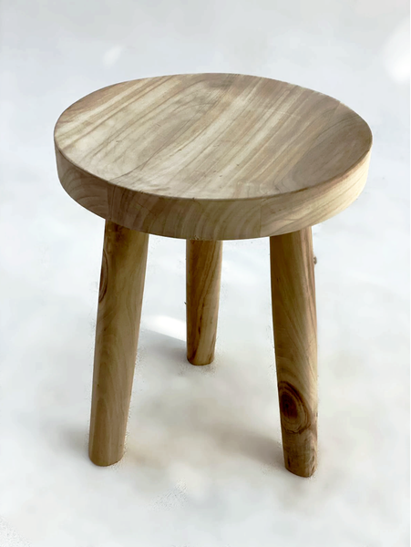 Walnut Stools - Side Table | Pre-Order