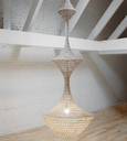 Amulette Briza Pendant light