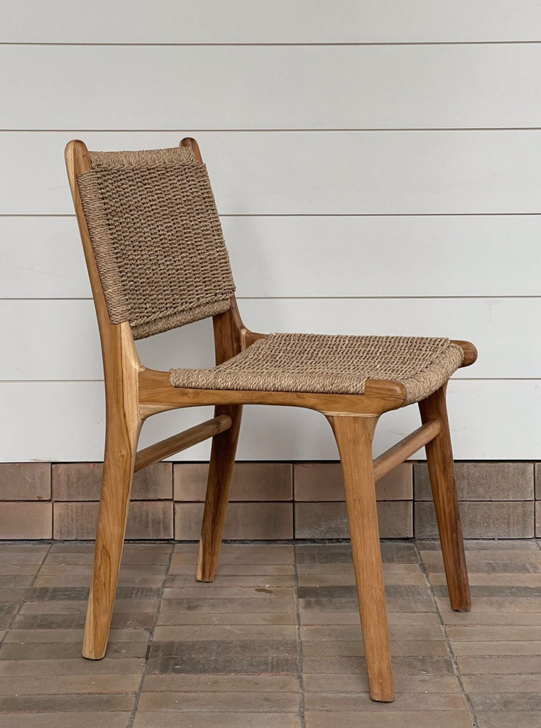 Copenhagen Dining chair in synthetic seagrass