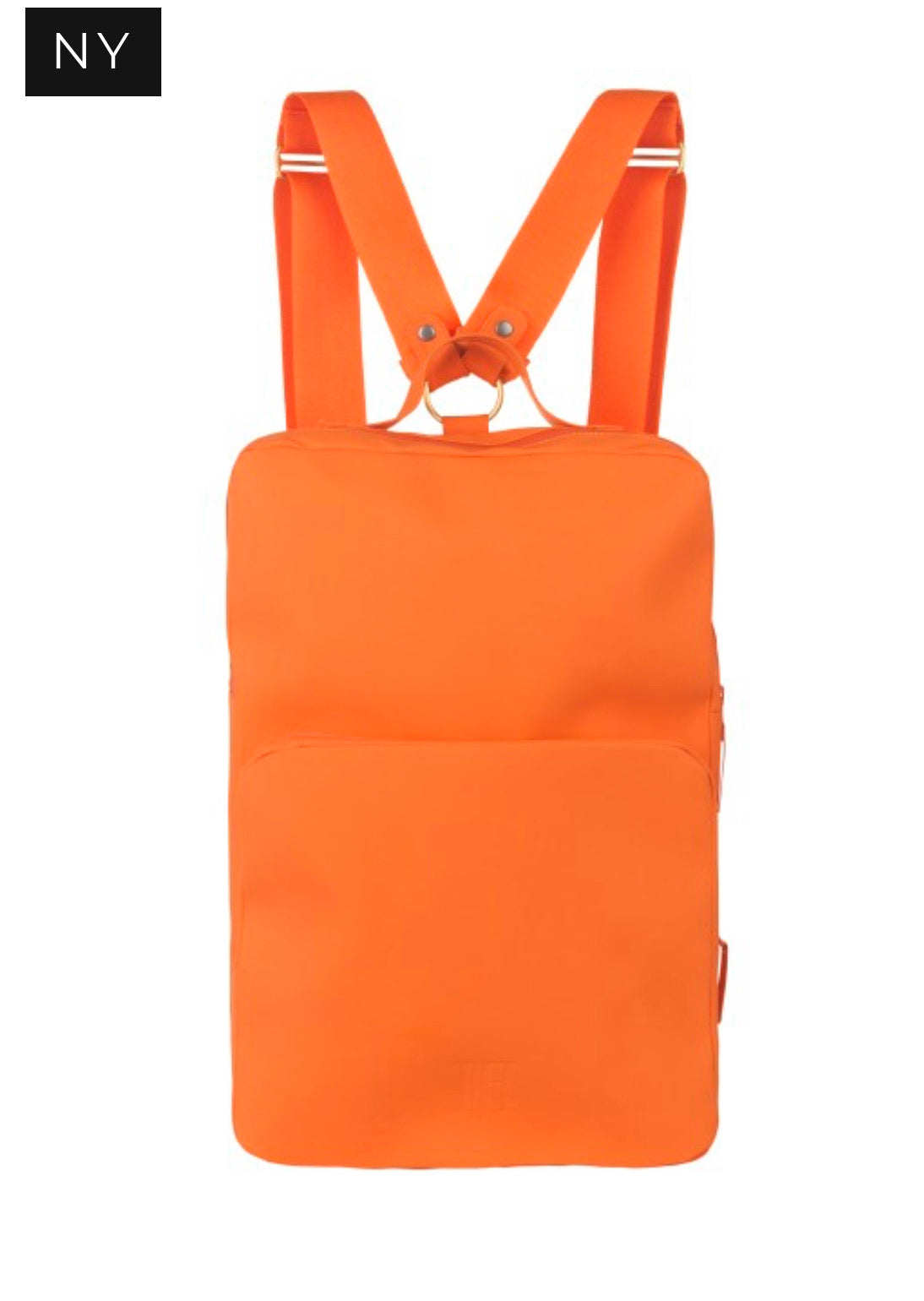 Backpack Orange- Ilse Jacobsen