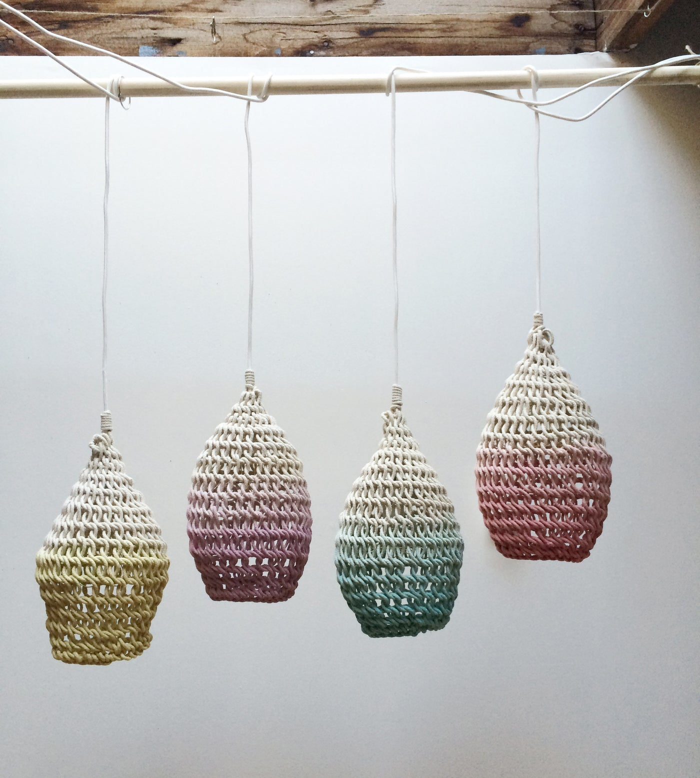 Amulette Cocoon Pendant light Shade