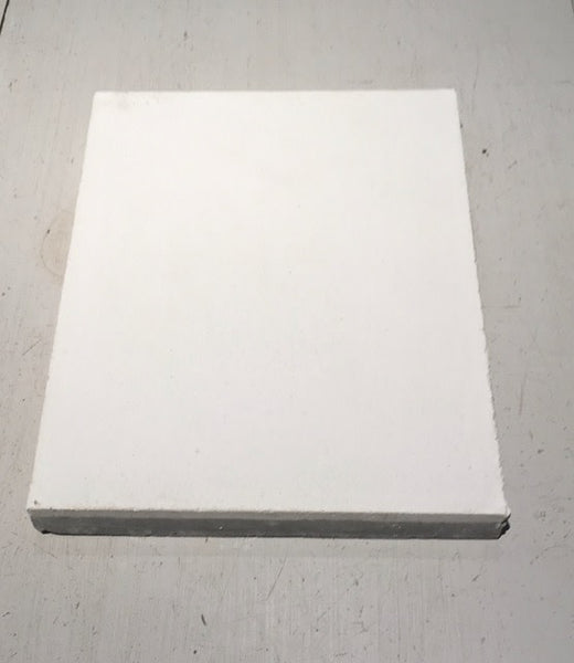 Rectangle cement tile white