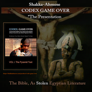 Shakka-Ahmose Codex Game Over The PowerPoint Presentation