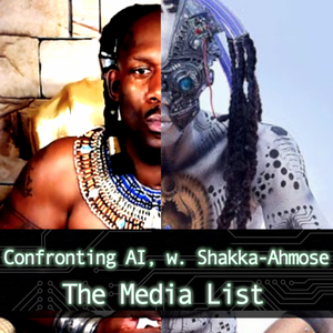 Confronting AI - Media List (Part 2)