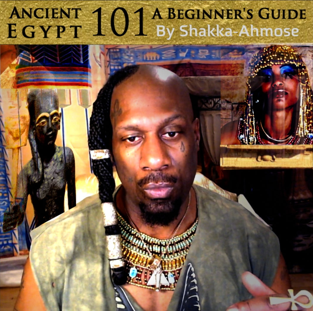 Ancient Egypt 101: A Beginner's Guide To Learning Ancient Egypt - Course Access