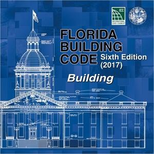 2017 Florida Building Code - Building, 6th edition
