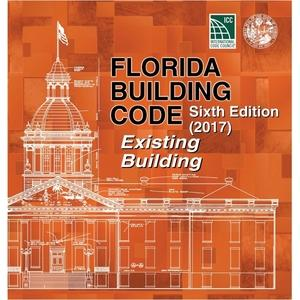 2017 Florida Building Code - Existing Building, 6th edition - Inserts only (no Binder)