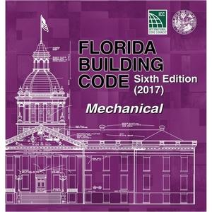 Florida Building Code - Mechanical, 6th edition (Plumbing Exam )
