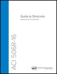 Guide to Shotcrete, (506R-16), 2016