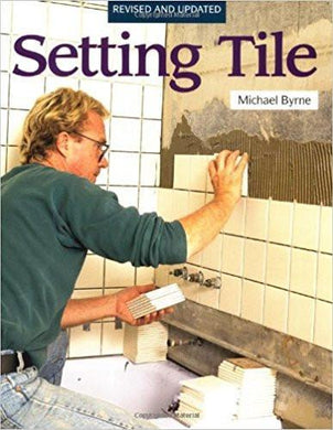 Setting Tile, 1995, Michael Byrne; USED
