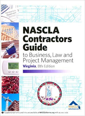 50 Questions Nascla Virginia 8th Edition (Exam D)