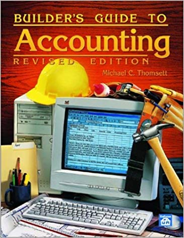 Builders Guide to Accounting Practice Exam