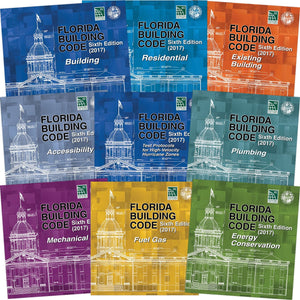 2017 Florida Codes: Complete Collection