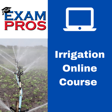 Irrigation Online Home Study Course