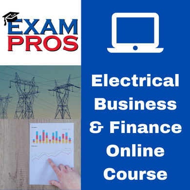 Electrical Business & Finance Home Study