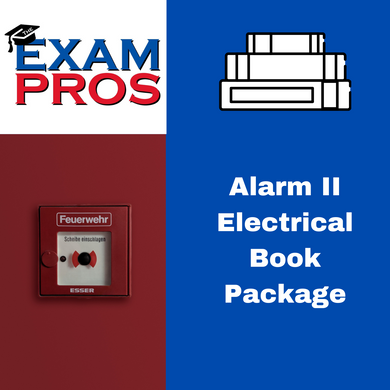 Alarm II Electrical Book Package
