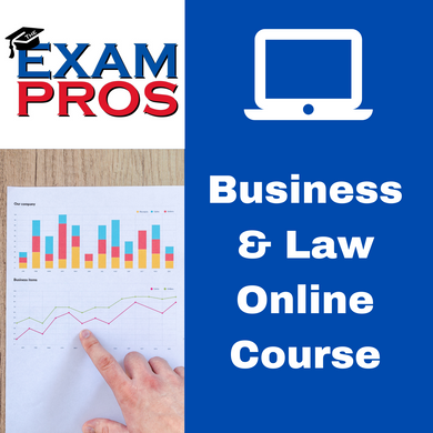 Business & Finance Home Study Course