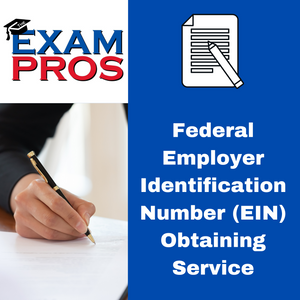 Federal Employer Identification Number (EIN) Obtaining