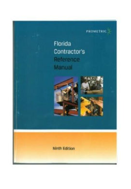 Prometric Florida's Contractor's Reference Manual, Ninth Edition, 2011