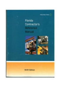 Prometric Residential Contractor Book Package