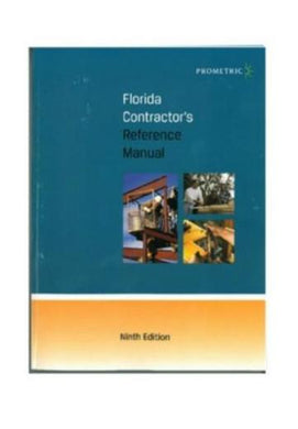 Prometric Building Contractor Book Package F10253