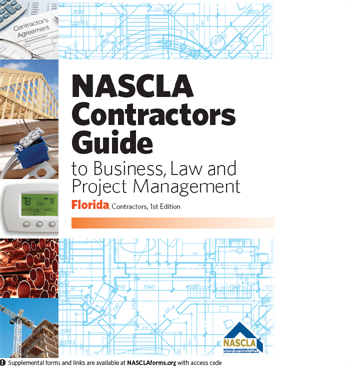 50 Questions Florida Nascla 1st edition (Practice Exam B)
