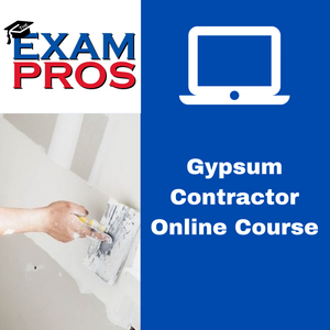 Gypsum Contractor Home Study
