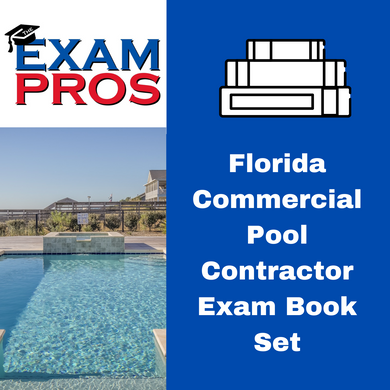 2020 Florida Commercial Pool Exam Book Options
