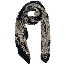 Load image into Gallery viewer, Kala Paisley Scarf