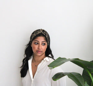 Sheesh Mahal Mirrored Headband