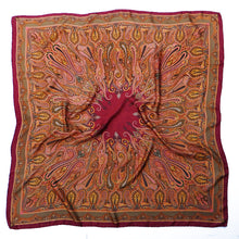 Load image into Gallery viewer, Fantasian Scarf (Dark Red)