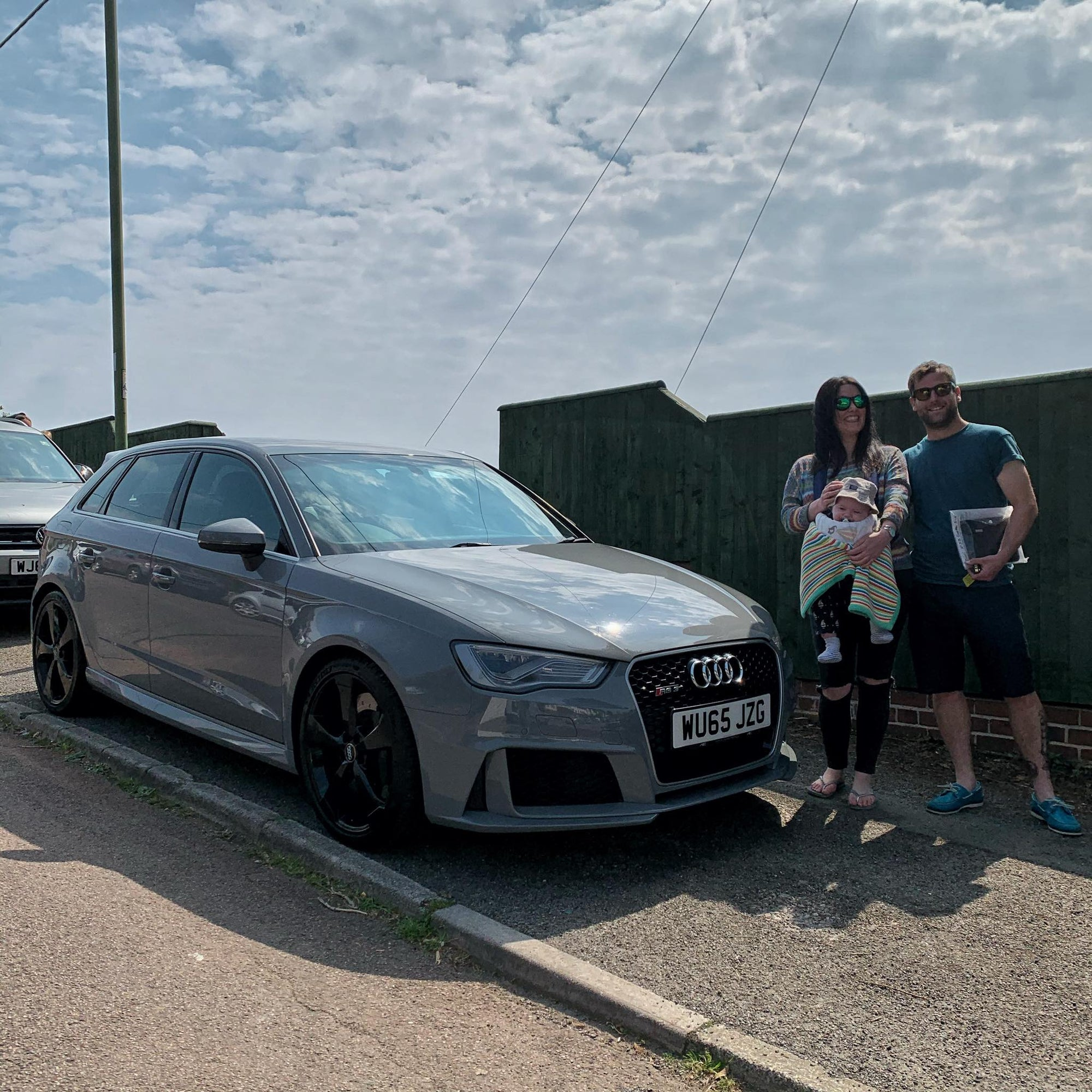 Lorelei Kirwan - Audi RS3