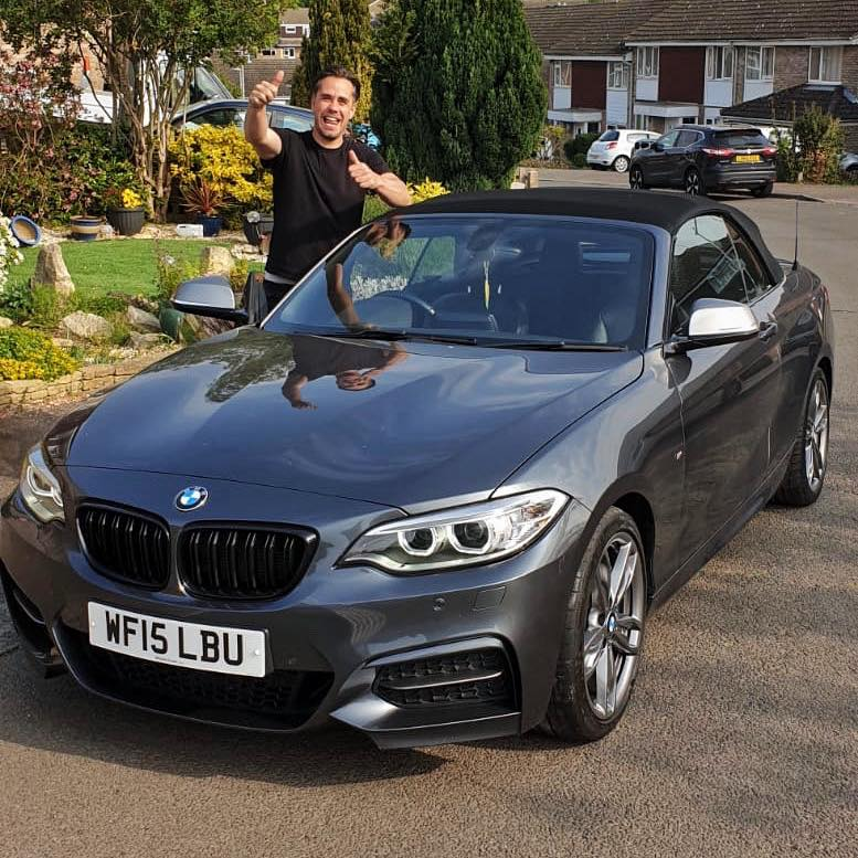 Mark Boyle - BMW 235i Convertible