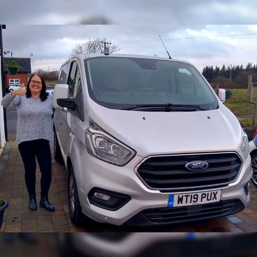 Norma Matheson Ford Transit