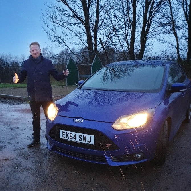 Sean Duffy - Ford Focus ST
