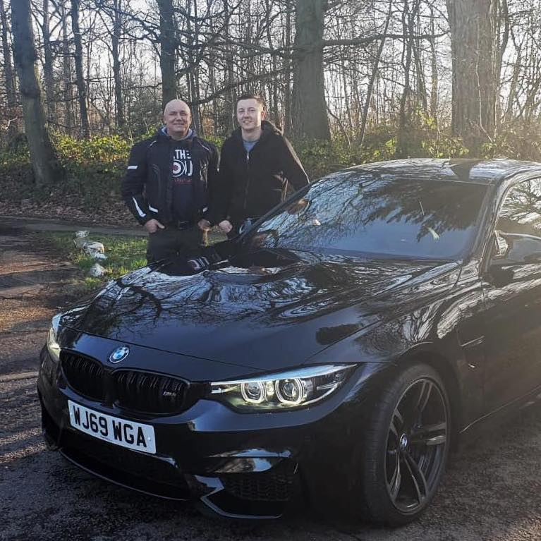 Tom Clowser - Brand New BMW M4