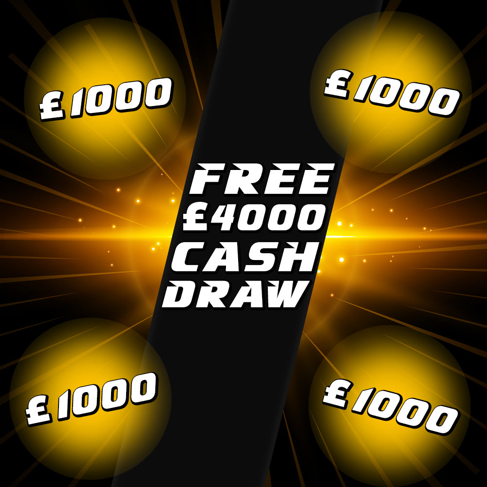 Monday 18th Free Bonus Draw
