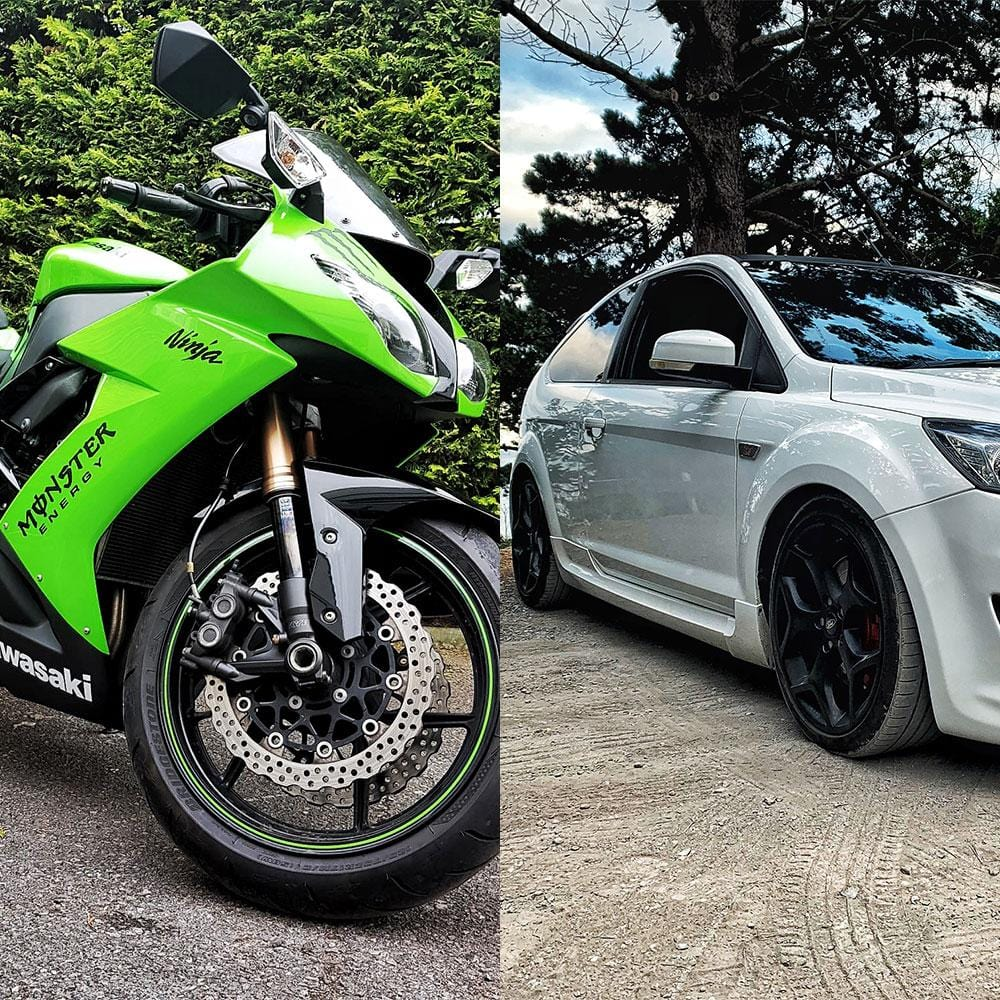 ZX10R & FOCUS ST ENTRY LISTS 26-07-19