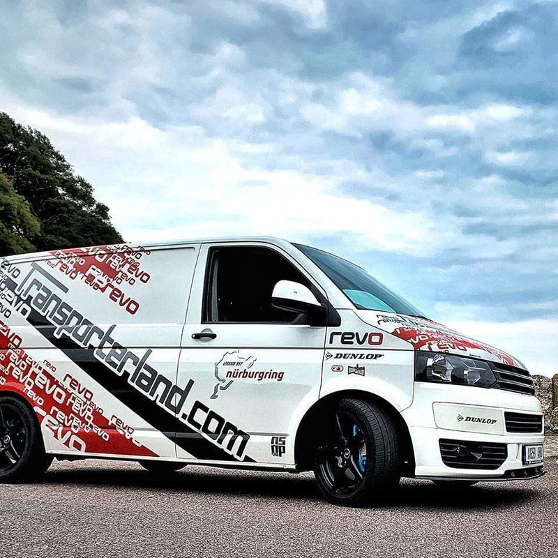 SOLD OUT - VW T5 220BHP REVO TUNED VAN