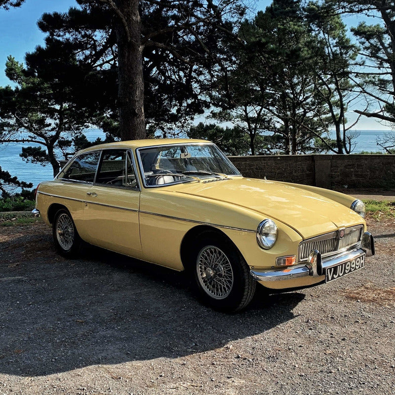 Rev Comps Competition 1969 MGB GT Win Cars Bikes Vans