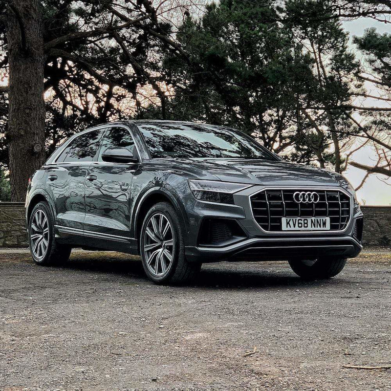 Rev Comps Competition AUDI Q8 S-LINE 50 QUATTRO Win Cars Bikes Vans