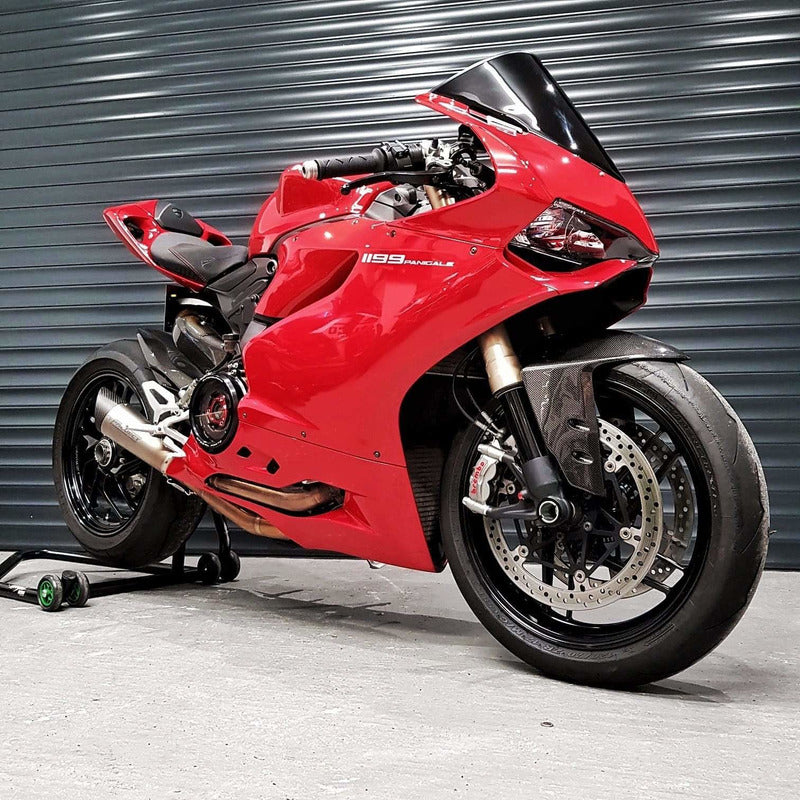 Rev Comps Competition Ducati 1199 Panigale 179BHP Win Cars Bikes Vans