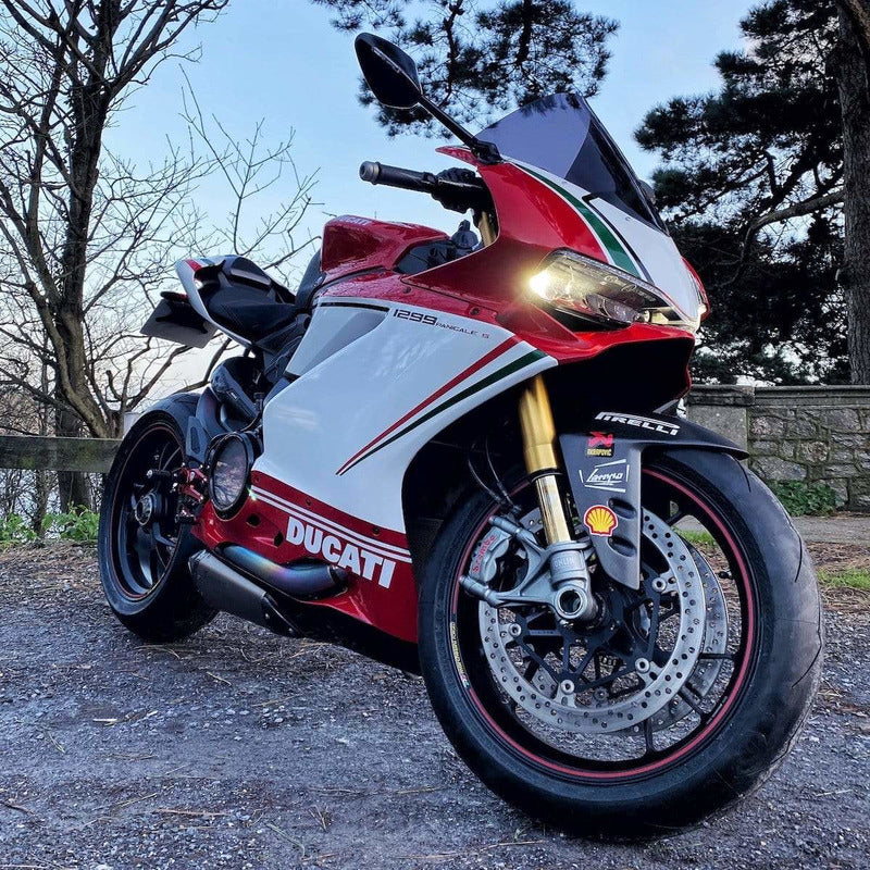 Rev Comps Competition Ducati 1299S Panigale Win Cars Bikes Vans